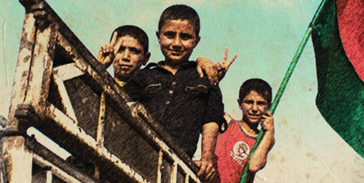 Cosenza per il Rojava – Binxêt a Cosenza
