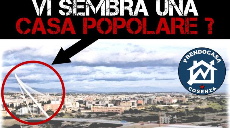 """FONDI EX GESCAL: CALATRAVA E' SOLO LA """"PUNTA"""" DI UN MARCIO ICEBERG"""