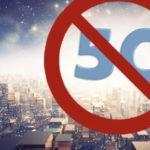 GIORNATA MONDIALE STOP 5G. UNA GRANDE CATENA UMANA CONTRO L'ELETTROSMOG